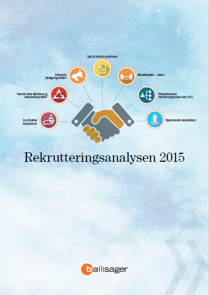 Rekrutteringsanalysen 2015