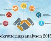 Rekrutteringsanalysen 2015 forside