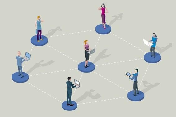 Sådan bruger du dit netværk