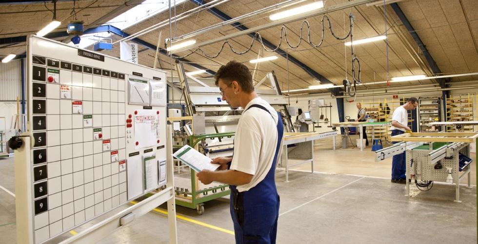 Rekruttering af produktionsleder