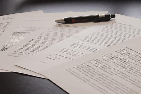 CV og ansøgning - fem facts