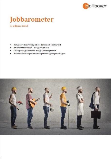 Jobbarometer 1. kvartal 2016