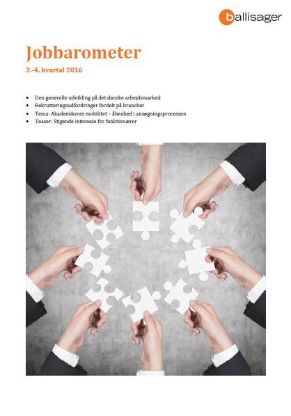 Jobbarometer 3.-4. kvartal 2016