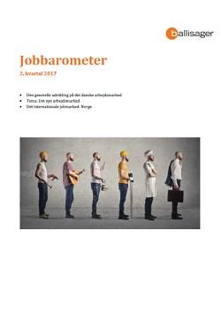 Jobbarometer 2.kvartal 2017