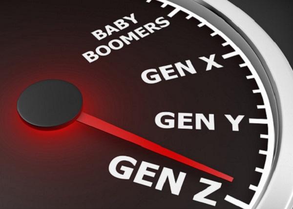 Generation Y og Z på arbejdsmarkedet