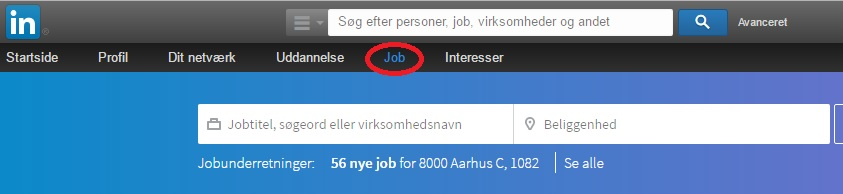 Headhunter LinkedIn