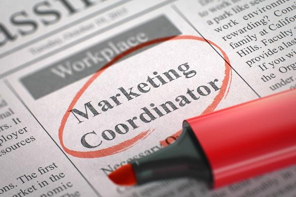Rekruttering af en marketingkoordinator