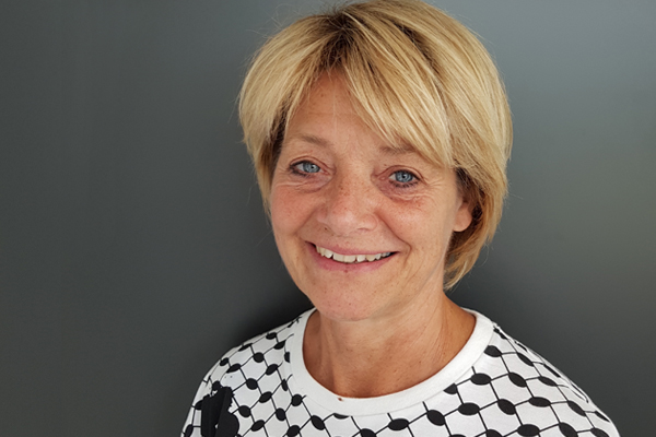 Jobsamtale HR-chef Anne Vibeke Madsen
