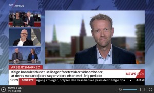 Morten Ballisager i News & Co. august 2018