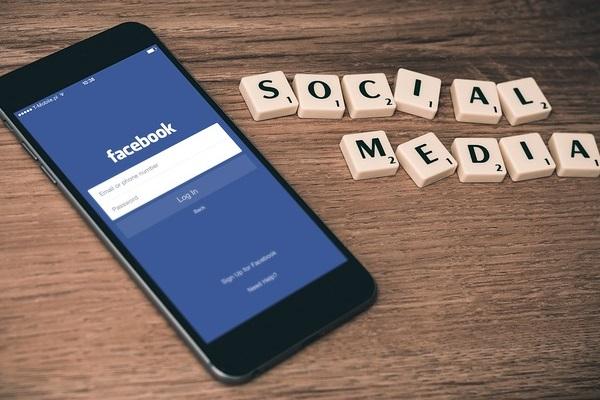 Facebook jobsøgning