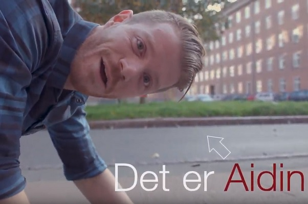 Videoansøgning eksempel Aidin