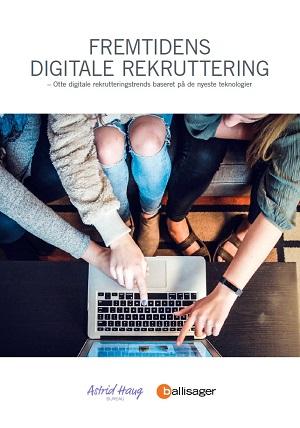 Fremtidens digitale rekruttering