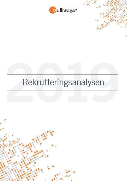 Rekrutteringsanalysen 2019
